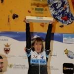 Gesamtsiegerin Emanuela Brizio