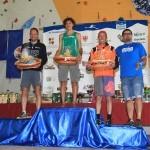 Podio Mountain Race maschile